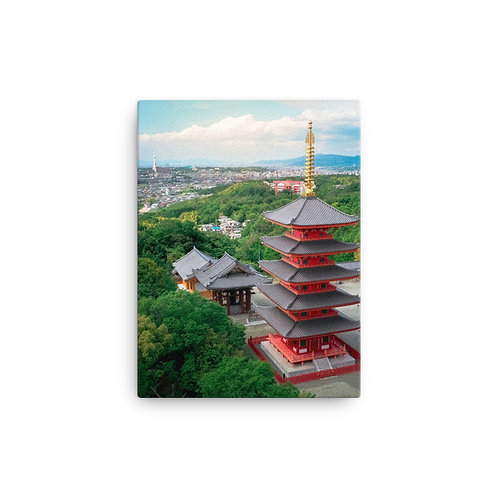 Kaizando Temple, Japan | Canvas
