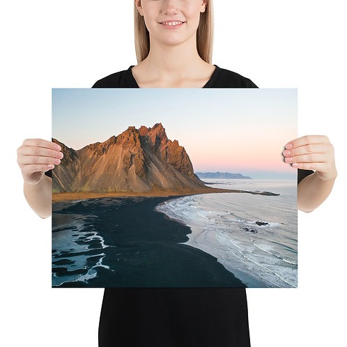 Vestrahorn, Iceland   Print