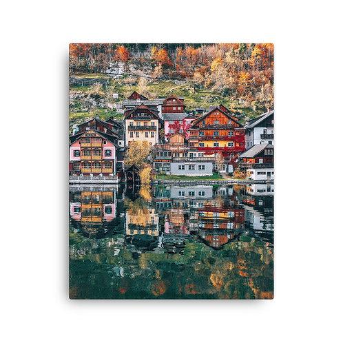 Hallstatt, Austria | Canvas