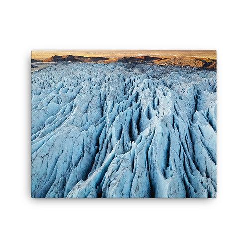 Svinafellsjökull, Iceland | Canvas