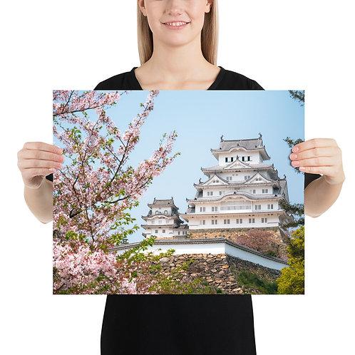 Himeji Castle, Japan | Print