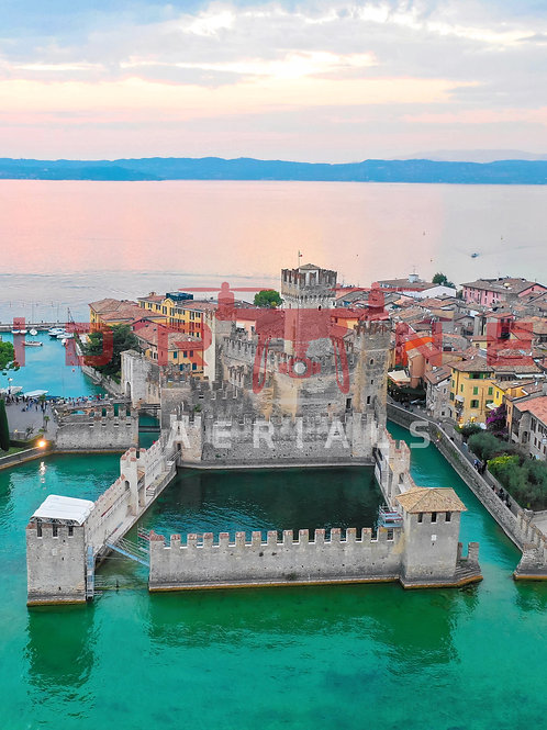 Sirmione Castle, Italy