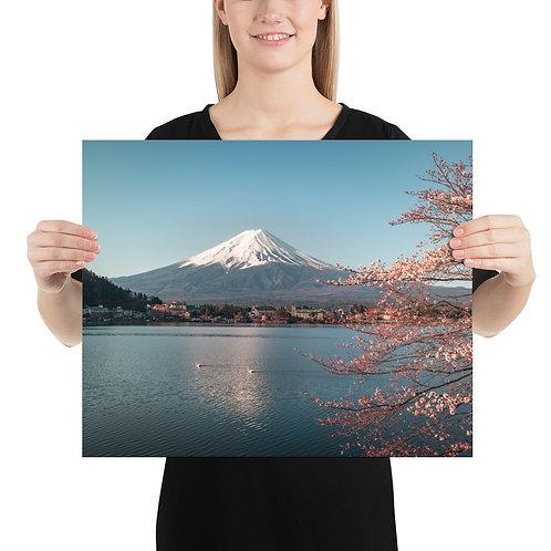 Lake Kawaguchiko, Japan | Print