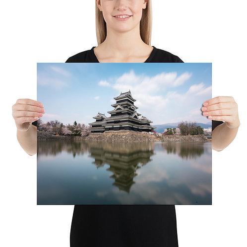 Matsumoto Castle, Japan | Print