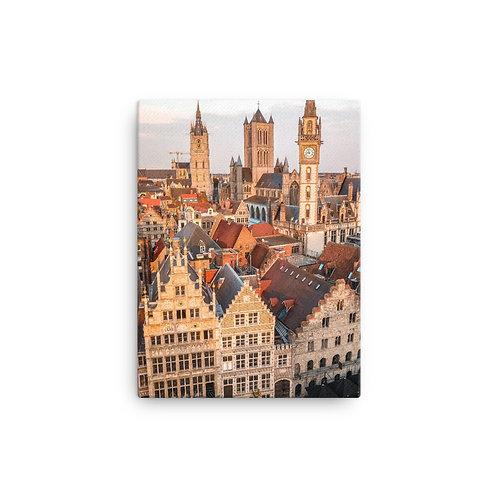 Ghent, Belgium | Canvas