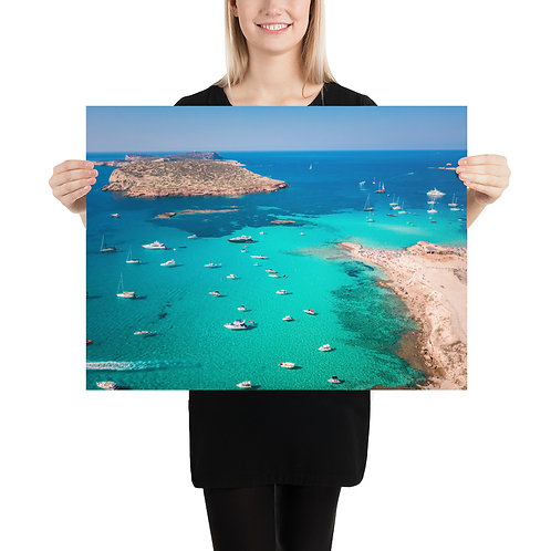 Cala Comte, Ibiza | Print