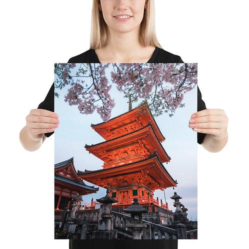 Kiyomizu-dera, Kyoto | Print