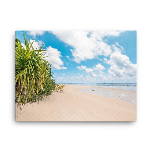 Beach in Borneo | Canvas