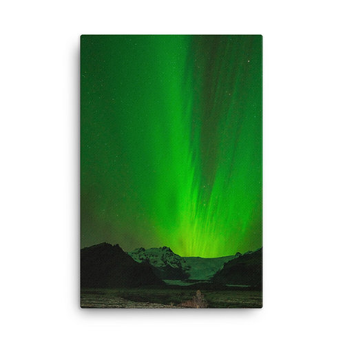 Northern Lights, Iceland | Canvas