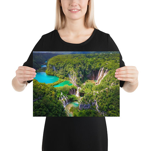 Plitvice Lakes, Croatia | Print