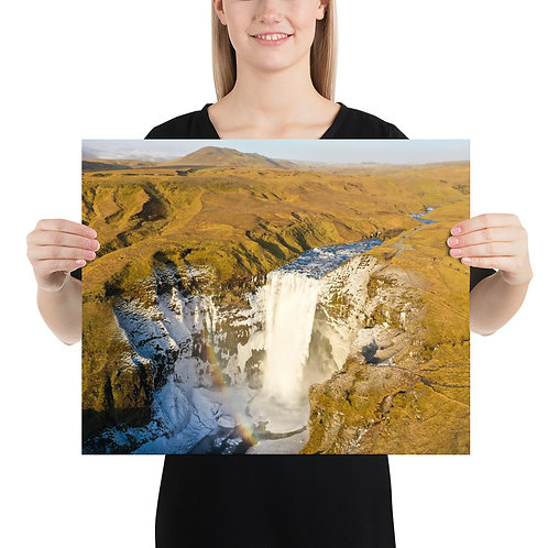 Skogafoss, Iceland | Print