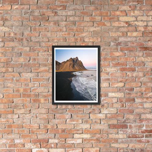 Vestrahorn, Iceland | Framed