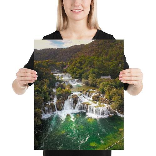 Krka Falls, Croatia | Print
