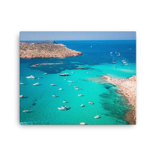 Cala Comte, Ibiza   Canvas