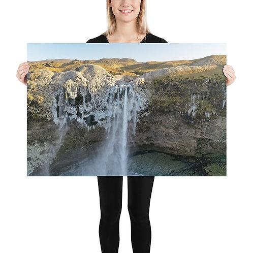 Seljalandsfoss, Iceland   Print