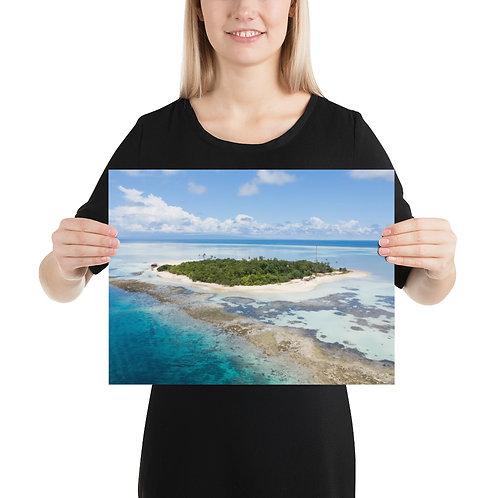 Semporna Island, Borneo | Print