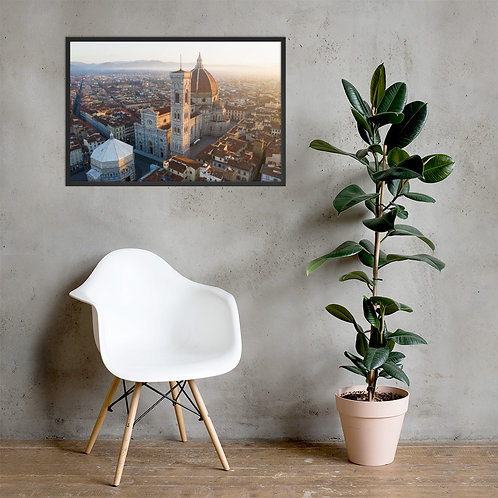Florence, Italy | Framed