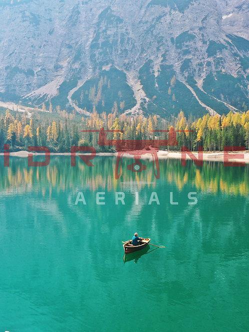 Lago Di Braies #1