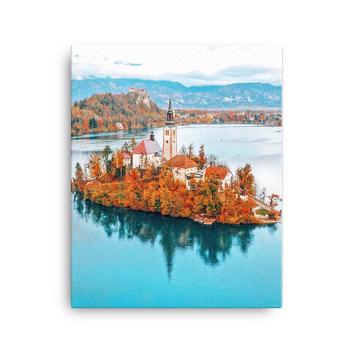 Lake Bled, Slovenia | Canvas