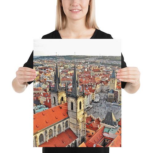 Old Town Square, Prague   Print