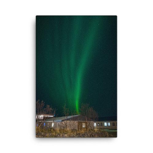 Northern Lights, Iceland | Canvas