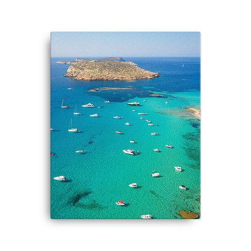 Cala Comte, Ibiza | Canvas