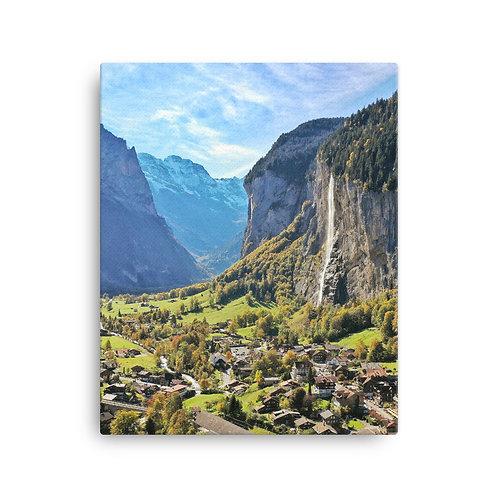 Lauterbrunnen, Switzerland | Canvas
