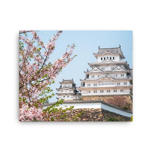 Himeji Castle, Japan | Canvas