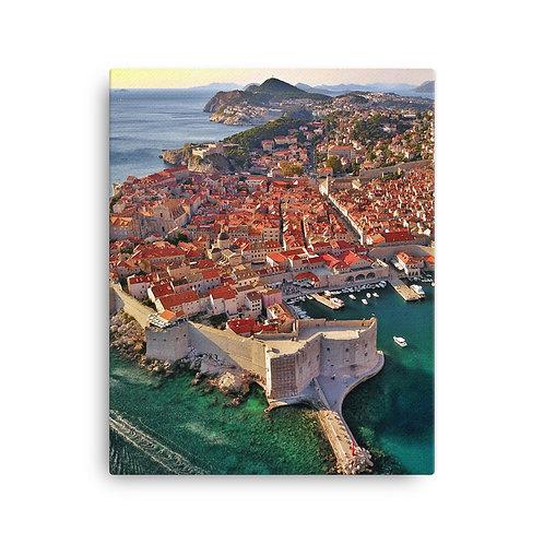 Dubrovnik, Croatia   Canvas