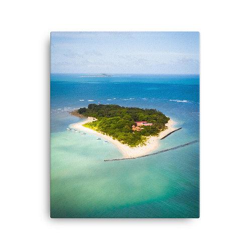 Turtle Island, Borneo | Canvas