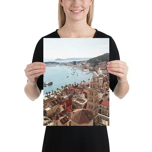 Split, Croatia | Print