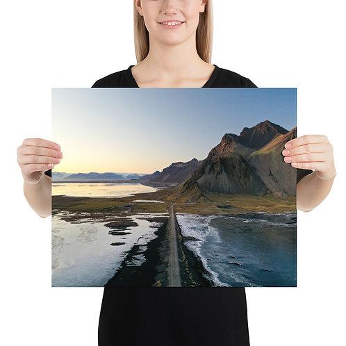 Vestrahorn, Iceland | Print