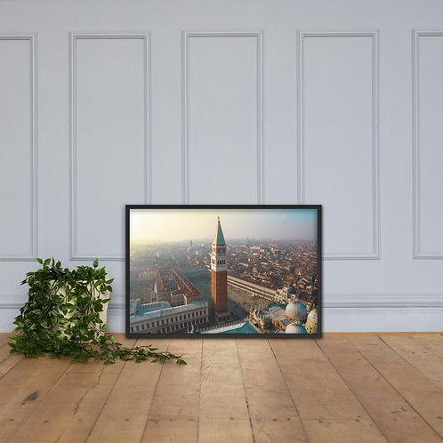 St. Marks Square, Venice | Framed