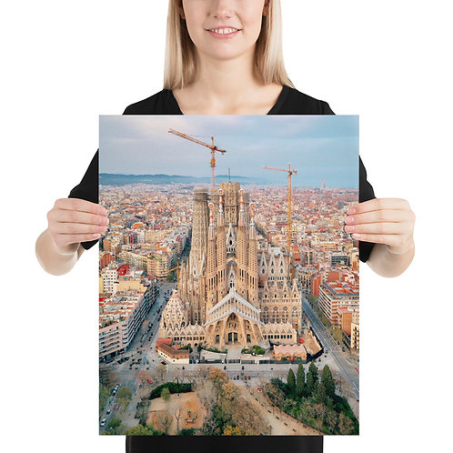 Sagrada La Familia, Barcelona | Print