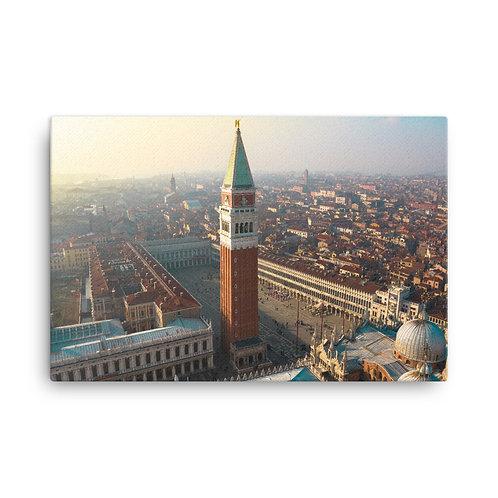 St. Marks Square, Venice | Canvas