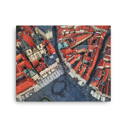 Old Town Square, Prague | Canvas