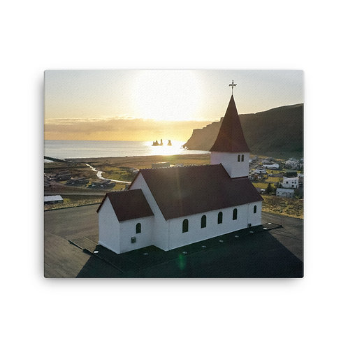 Vik, Iceland | Canvas