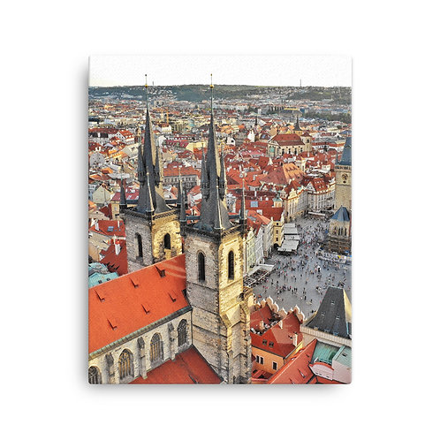 Old Town Square, Prague | Canvas