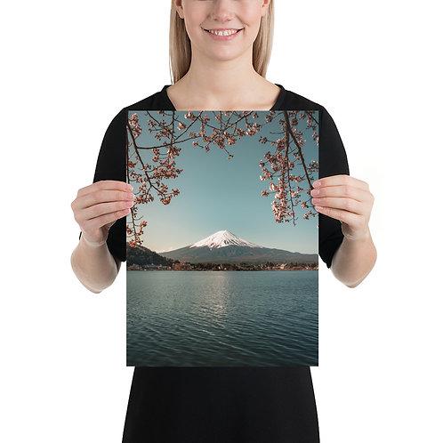 Mt. Fuji Sunrise | Print