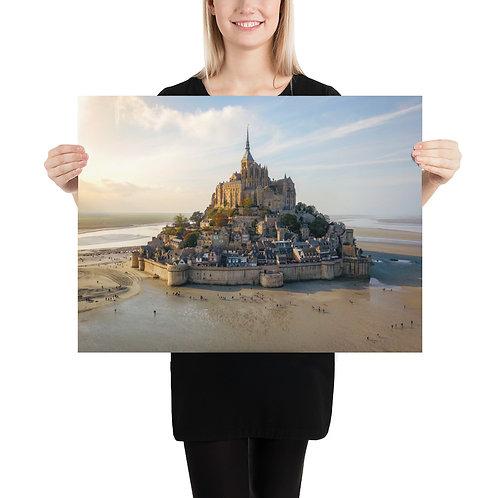 Mont Saint Michel, France | Print