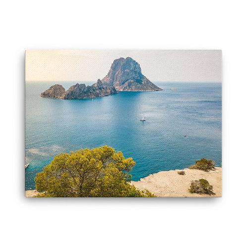Es Vedra, Ibiza   Canvas