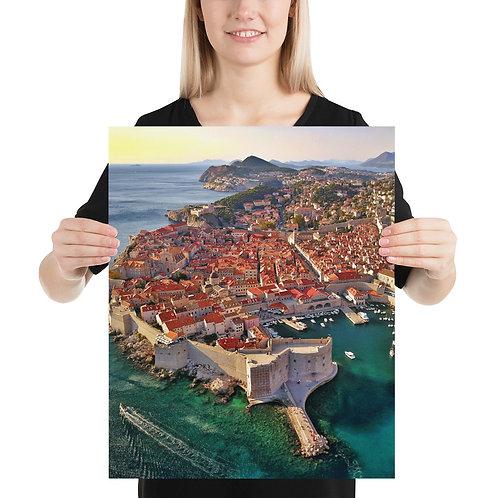 Dubrovnik, Croatia   Print