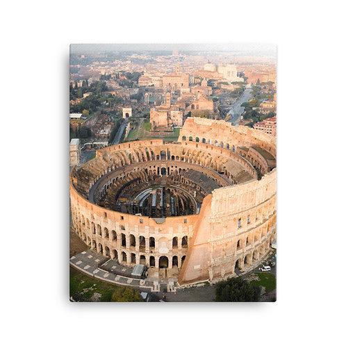 Colosseum, Rome | Canvas