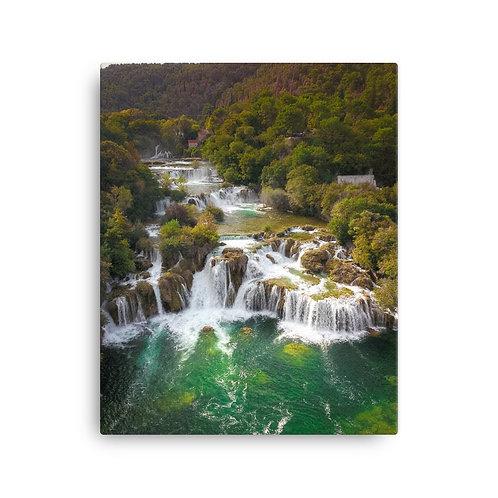 Krka Falls, Croatia | Canvas