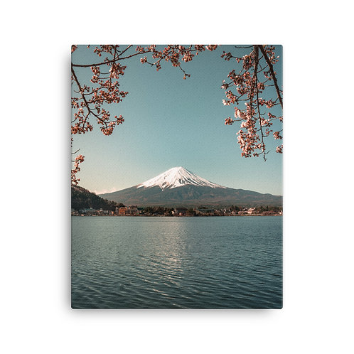 Mt. Fuji Sunrise | Canvas