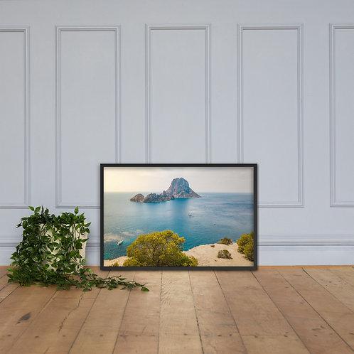 Es Vedra, Ibiza | Framed