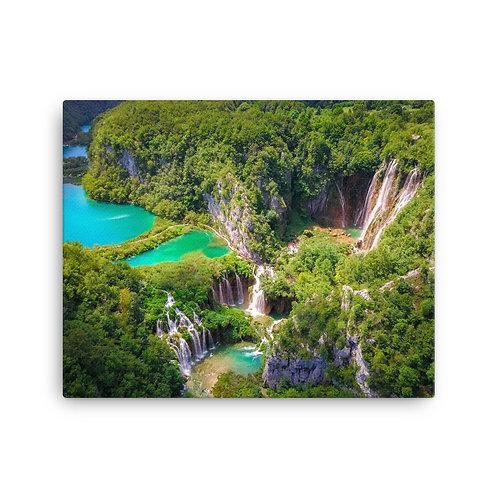 Plitvice Lakes, Croatia | Canvas