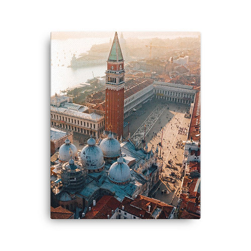 St. Marks Square, Venice | Canvas