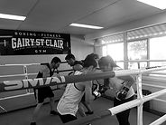 boxing hiit class