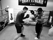 gairy st clair boxing gym